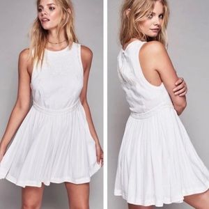 Free People Birds Of A Feather Cream White Dress 2